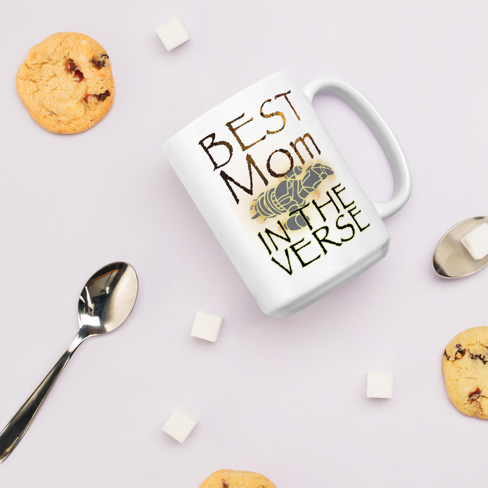 Best Mom in the Verse - Firefly/Serenity - Mother's Day Coffee Mug - Supernerdmart