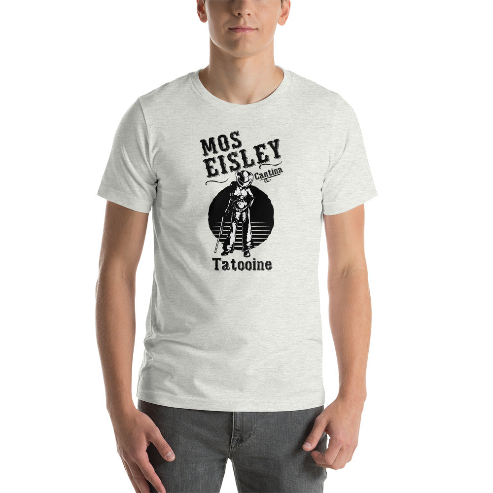 Mos Eisley Cantina - Star Wars - Short-Sleeve Unisex T-Shirt - Supernerdmart