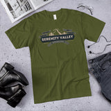 Serenity Valley National Park Tour - Firefly/Serenity Novelty Browncoat Unisex T-Shirt - Supernerdmart