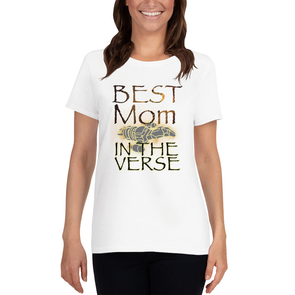 Best Mom in the Verse - Firefly/Serenity - Mother's Day - Women's short sleeve t-shirt - Supernerdmart