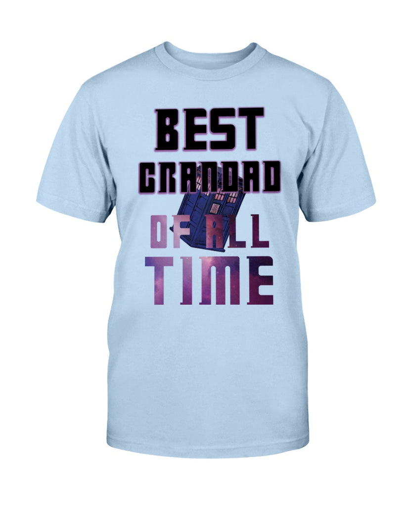 Best Grandad Of All Time - Doctor Who Father's Day/Birthday T-shirt - Supernerdmart