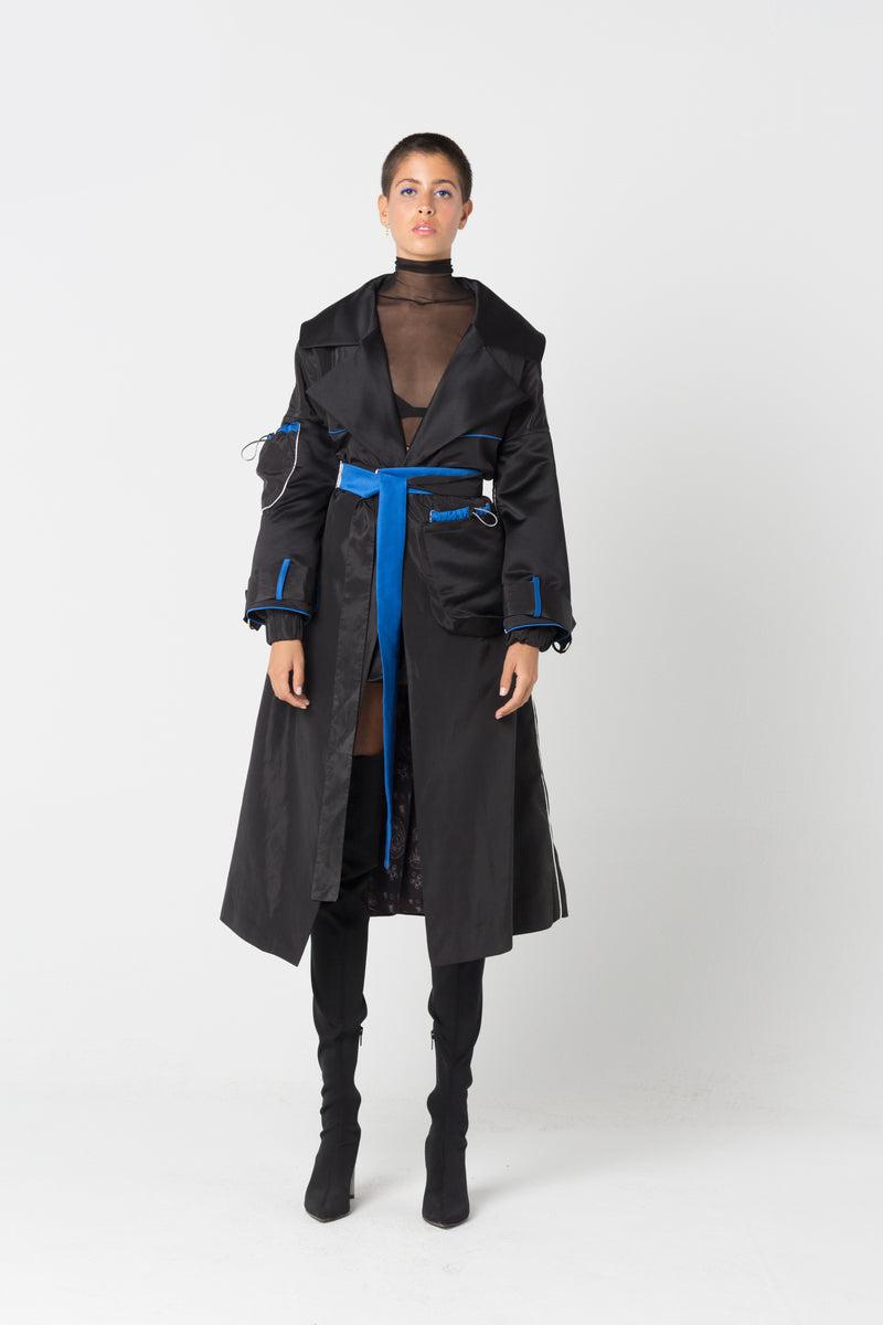 Twosret Trench Coat