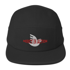 Mercy in Action Five Panel Cap