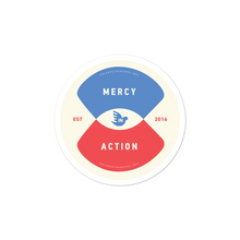 Load image into Gallery viewer, Mercy in Action Stickers