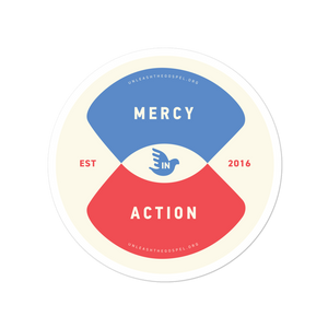 Mercy in Action Stickers