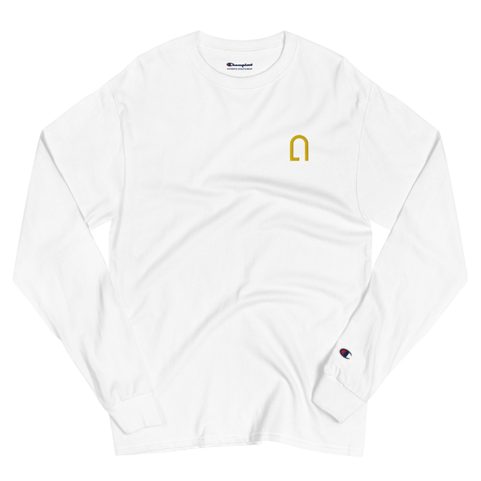 Unleash | Men's Champion Long Sleeve Shirt
