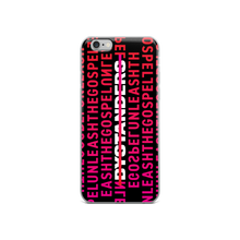 Load image into Gallery viewer, No Bystanders iPhone Case