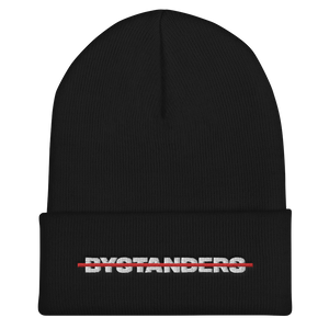 No Bystanders Christian Catholic Knit Cuffed Beanie | Unleash the Gospel