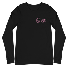 Load image into Gallery viewer, Spiritual Closeness Long Sleeve Unisex T-Shirt in Black | Unleash the Gospel