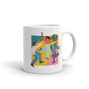 Joyful Missionary Disciple 11oz Mug | Unleash the Gospel