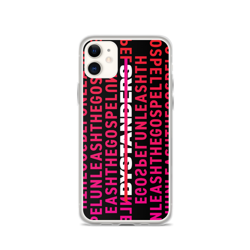 No Bystanders iPhone Case