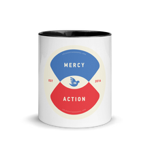 Load image into Gallery viewer, Mercy in Action Mug