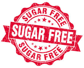 Sugar Free  -      No Added Sugar