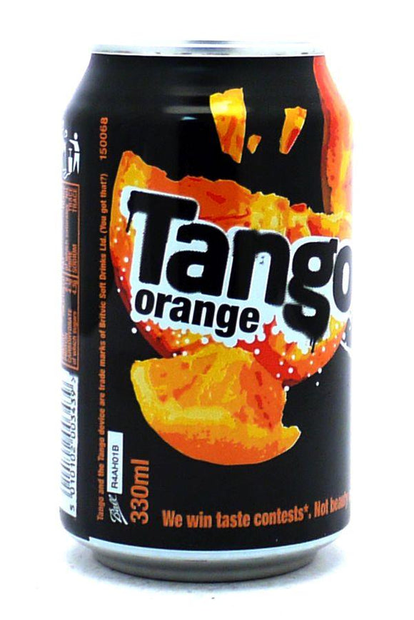 Tango Orange Cans 24 x 330ml