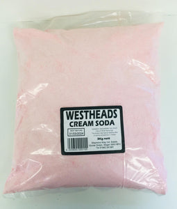 Westheads Cream Soda 3kg Bag