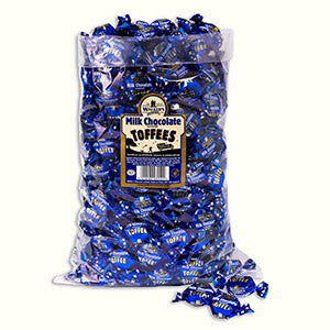 Walkers Nonsuch Milk Chocolate Toffee Poly Bag 1 x 2.5kg