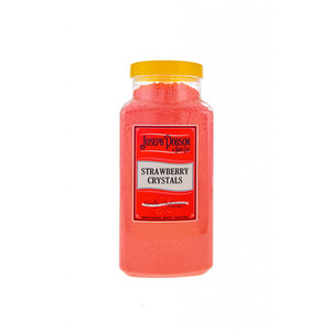 Joseph Dobson Strawberry Crystals 1 x 2.72kg