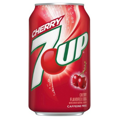 7UP Cherry Cans 12 x 355ml