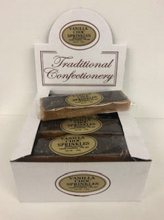 Stanton Chocolate Vanilla Sprinkles Fudge Bar 16 x 130g