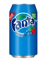 Usa Fanta Berry Can 12 x 355ml