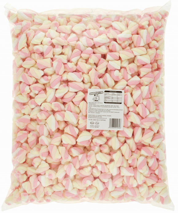Mini Twist Mallows 1kg