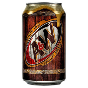 A&W Root Beer Cans 12 x 355ml