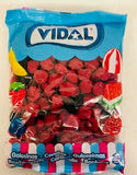 Vidal Large Bitty Blackcurrant & Raspberry 1 x 1kg