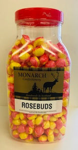 Monarch Confectionery Rose Buds Jar 1 x 3kg