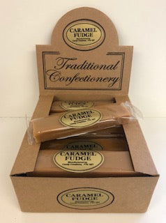 Stanton Caramel Fudge Bar 16 x 130g