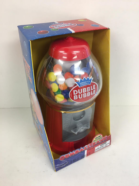 Dubble Bubble Bubblegum Machine With Bubblegum Balls 1 x 2.82oz
