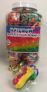 Stantons Rainbow Rock Dummies Jar 1 x 20pk