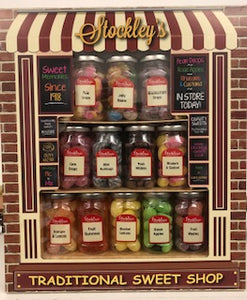 Stockley's 12 Jar Sweet Shop Gift Pack 1kg 1 x 1pk