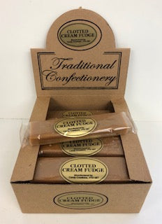 Stanton Clotted Cream Fudge Bar 16 x 130g