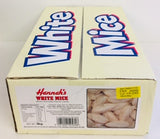 Hannahs White Chocolate Mice 3kg Box