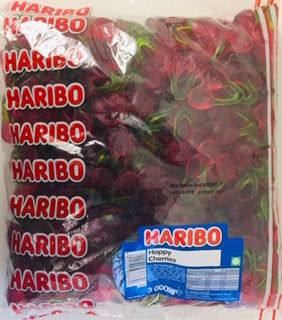 Haribo Happy Cherries 3kg Bag