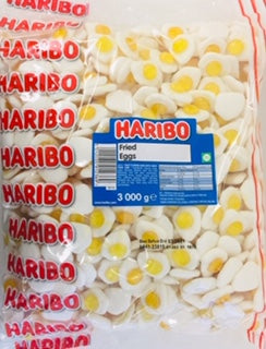 Haribo Fried Eggs 3kg Bag