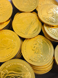 Orion Milk Chocolate Gold Sovereigns 11g x 200pk