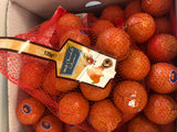 Orion Milk Chocolate Orange Satsuma Nets 135g 10pk