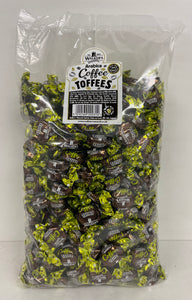 Walkers Nonsuch Coffee Toffee Poly Bag 1 x 2.5kg