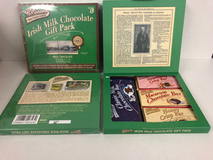 Cleeve's Milk Chocolate Bar Assorted 240g Gift Box 1 x 9pk