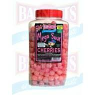 Barnetts Mega Sour Cherries Jar 1 x 3kg
