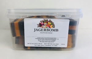 Fudge Factory Jagerbomb Fudge Bulk Tub 1 x 2kg