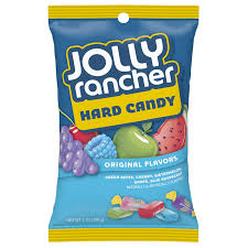 Jolly Rancher Original Hard Bags 12 x 7oz