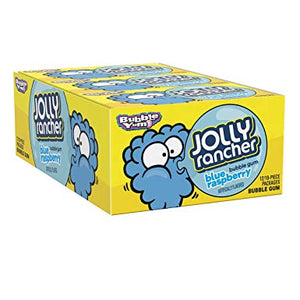 Jolly Rancher Blue Raspberry Bubblegum 12 x 80g