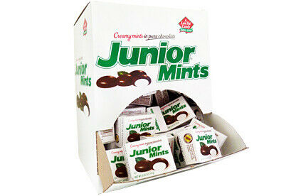 Junior Mints 72 x 10g Boxes