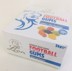 Lion Football Gums 2kg Bulk Box 1 x 2kg