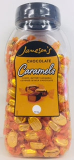 Jameson's Chocolate Caramels Jar 1 x 1.5kg