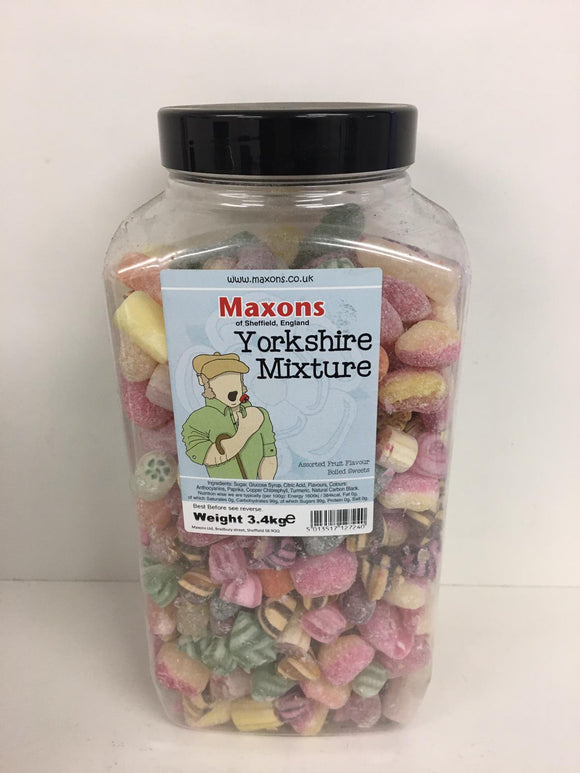Maxons Yorkshire Mix 3.4kg Jar
