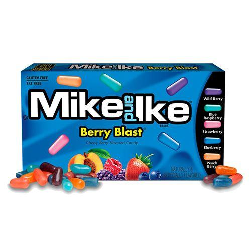 Mike & Ike Berry Blast Theatre Boxes 12 x 141g
