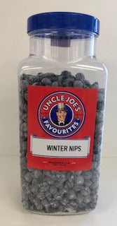 Uncle Joe's Winter Nips 1 x 2.7kg Jar